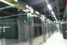 Office tower DATA CENTRAL BANK BCA 3 partition